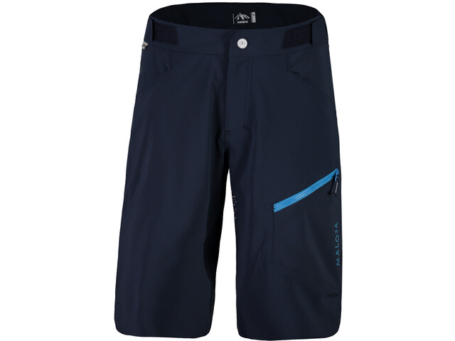 Maloja LuisM. Short multisport Homme, mountain lake